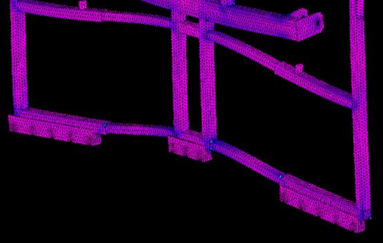 Sterkteberekening frame delen