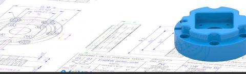 Snel van 3D model naar een 2D productietekening.